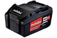 METABO Оснастка для аккумуляторных инструментов Аккумуляторный блок 18 В, 5,2 А·ч, Li-Power (625592000)
