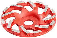 METABO Оснастка для бетоношлифователей Алмазная шлифовальная чашка, бетон, «professional» Ø 125 мм (628205000)