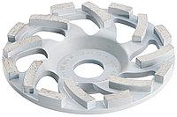METABO Оснастка для бетоношлифователей Алмазная шлифовальная чашка, абразив, «professional» Ø 125 мм