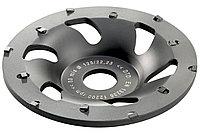 METABO Оснастка для бетоношлифователей Алмазная шлифовальная чашка PKD «professional» Ø 125 мм (628208000)