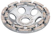 METABO Оснастка для бетоношлифователей Алмазная шлифовальная чашка, бетон, «classic» Ø 125 мм (628209000)