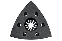 METABO Ручной инструмент Дельташлифовальная машина 93 мм MT с липучкой (626421000)
