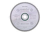 METABO Оснастка для дисковых пил Пильный д.300×2,8/2,2×30 Z=96FZ/TZ6neg KNL PK300