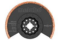 METABO Ручной инструмент Сегментное пильное полотно, швы/шпаклевка, НМ, 85 мм (626962000)