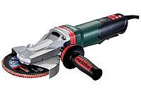 METABO Угловая шлифовальная машина с плоским корпусом редуктора WEPBF 15-150 Quick