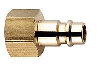 METABO Оснастка для пневмоинструмента Вставной резьб. ниппель Euro, внутр. резьба 1/4″