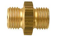METABO Оснастка для пневмоинструмента Двойной ниппель, внешняя резьба 1/4″ x внешняя резьба 1/4″ (0901026130)
