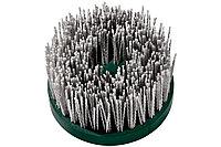 METABO Оснастка для полирователя Тарельчатая щетка 130 мм M 14, P 46 (623740000)