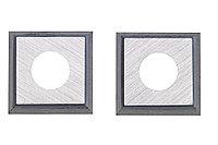 METABO Оснастка для фрезеров 4 двусторонних ножа из твердого сплава, для фрезы для снятия лака (631720000)