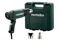 METABO Фены технические HE 20-600 Фен 2000 вт,эл-ка,кейс,2 насадки