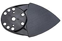 METABO Оснастка для шлиф. машин Ламельная шлифовальная плита для треугольных шлифовальных машин (624971000)