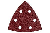 METABO Оснастка для шлиф. машин 25 шлифовальных листов на липучке 93×93 мм, P 80, H+M,DS (624982000)