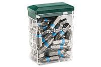 METABO Оснастка для шуруповертов Набор инструментальных насадок PZ 2, «SP», 25 предм. (626711000)