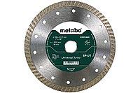 METABO Оснастка/Алмазные круги Алмазный отрезной круг 180 x 22,23 мм, «SP-UT», универсальный Turbo «SP»