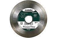 METABO Оснастка/Алмазные круги Алмазный отрезной круг 115 x 22,23 мм, «SP-T», для плитки «SP» (628555000)
