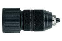 METABO Патроны БЗП Быстрозажимный сверлильный патрон Futuro Plus S2M, 13 мм, с переходником, UHE 2250/2650/