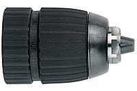 METABO Патроны БЗП Быстрозажимный сверлильный патрон Futuro Plus, S2, 10 мм, 3/8″ (636612000)