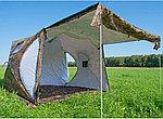 Всесезонная двухслойная палатка Берег Куб 2.20, фото 2