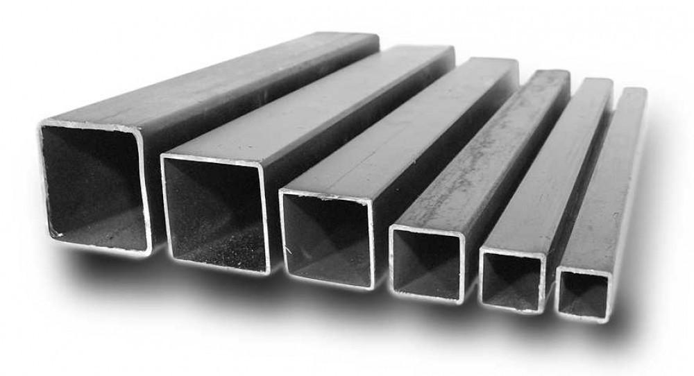Трубы профильные нержавеющие матовые Aisi 304 DIN 10296-2, DIN 10219-2