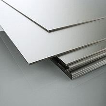 Листы нержавеющие Aisi 304 ASTM A240 12,5, 0,5х1250х2500