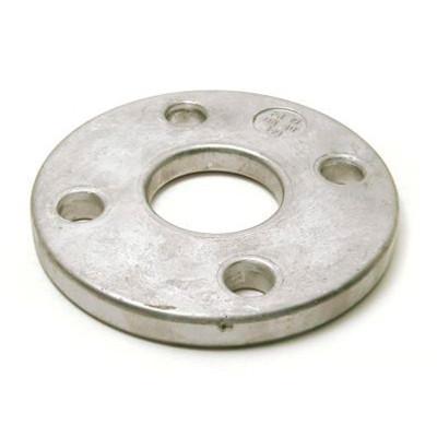 Фланцы алюминиевые свободные DIN 2642
