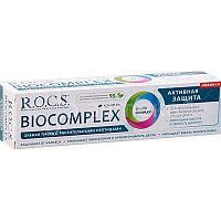 R.O.С.S Biocomplex Зубная паста Активная защита 94г