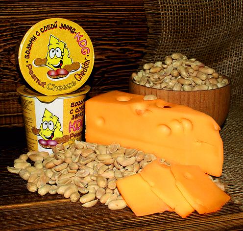 """Арахис """"KDG"""" со вкусом сыра чеддер, фото 2"""