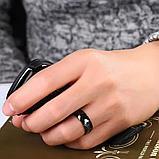 """Комплект украшений  """"Черная пантера"""" браслет+кольцо, фото 6"""