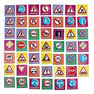 Лото «Азбука дорожных знаков», фото 3