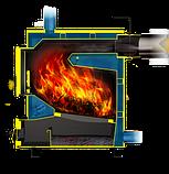 Котел отопительный водогрейный Куппер Практик-8 .Теплодар., фото 2