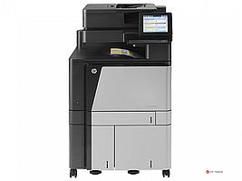 МФУ HP Color LaserJet Enterprise flow M880z+ A2W76A, А3+, 1200 x 1200 dpi, 46 стр/мин, USB 2.0, Ethernet