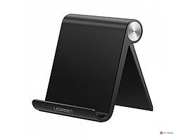 Подставка-держатель для телефона UGREEN LP106 Adjustable Portable Stand Multi-Angle (Black), 50747