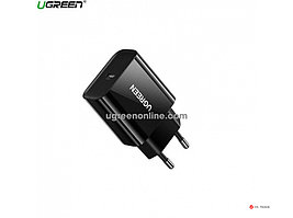 Зарядное устройство UGREEN CD137 PD Fast Charger EU (Black), 10191
