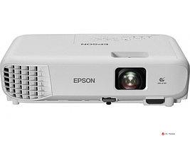 "Проектор Epson EB-E500, 3LCD, 0.55"" LCD, XGA (1024x768), 3300lm, 4:3, 15000:1, VGA, HDMI, USB"