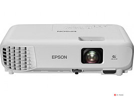 Проектор Epson EB-E01/3LCD/0.55 LCD/XGA (1024x768)/3300lm/4:3/15 000:1/VGA/HDMI/USB Type B