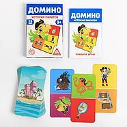 Развивающая игра «Домино. История пиратов», 3+, фото 4