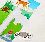 Игра на липучках «Лесные животные», фото 3