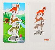 Игра на липучках «Лесные животные», фото 4