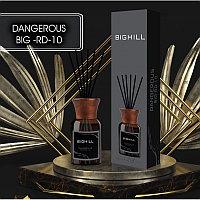 BIG RD 10 Dangerous 120 ml парфюмированный диффузор BIGHILL