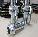 Быстросъёмное соединение (пироты) для шланга 65 мм, фото 4