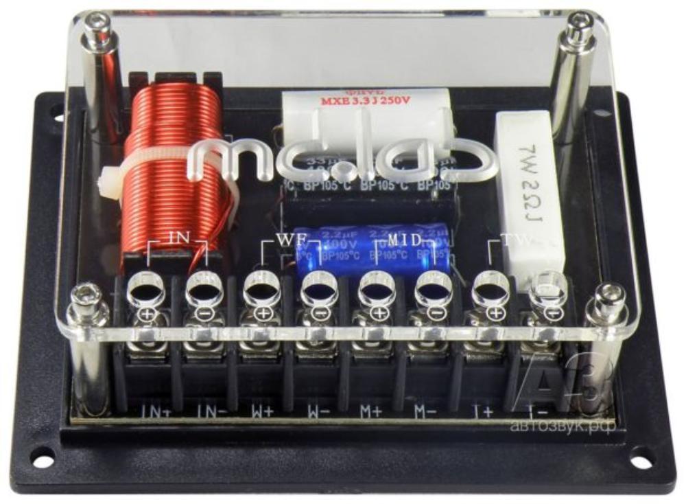 Кроссовер MD Lab SP 3-х полосный