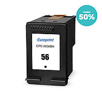 Картридж Europrint EPC-6656BK (№56)
