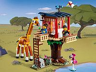 LEGO Creator 31116 Домик на дереве для сафари, конструктор ЛЕГО