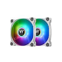 Кулер для компьютерного корпуса Thermaltake Pure Duo 12 ARGB Sync Radiator Fan (2-Fan Pack) White