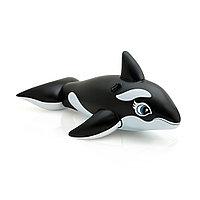 Надувная игрушка Intex 58561NP в форме касатки для плавания