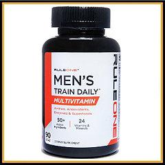 R1 MEN'S TRAIN DAILY SPORTS MULTI-VITAMIN, 90 таблеток