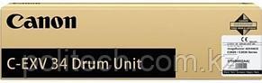 Drum Canon C-EXV34 BK iR ADV C2020, C2025i, C2030, C2220, C2225i, C2230i Black resource 43К