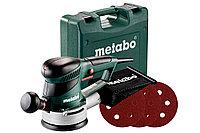 METABO Эксцентриковая шлифовальная машина SXE 425 TurboTec Set