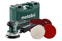 METABO Эксцентриковая шлифовальная машина SXE 3150 Set