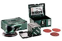 METABO Эксцентриковая шлифовальная машина SXE 150-5.0 BL Set